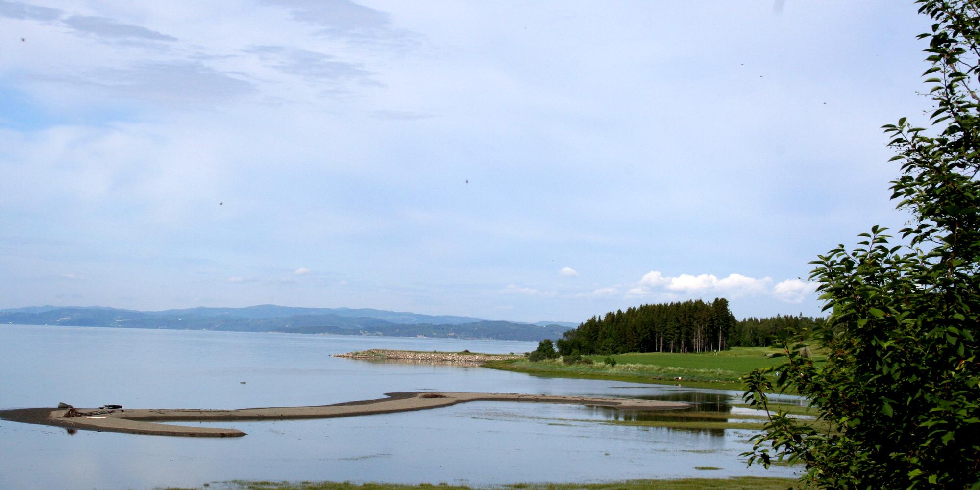 Ørin Naturreservat in Verdal. Copyright: Visit Innherred