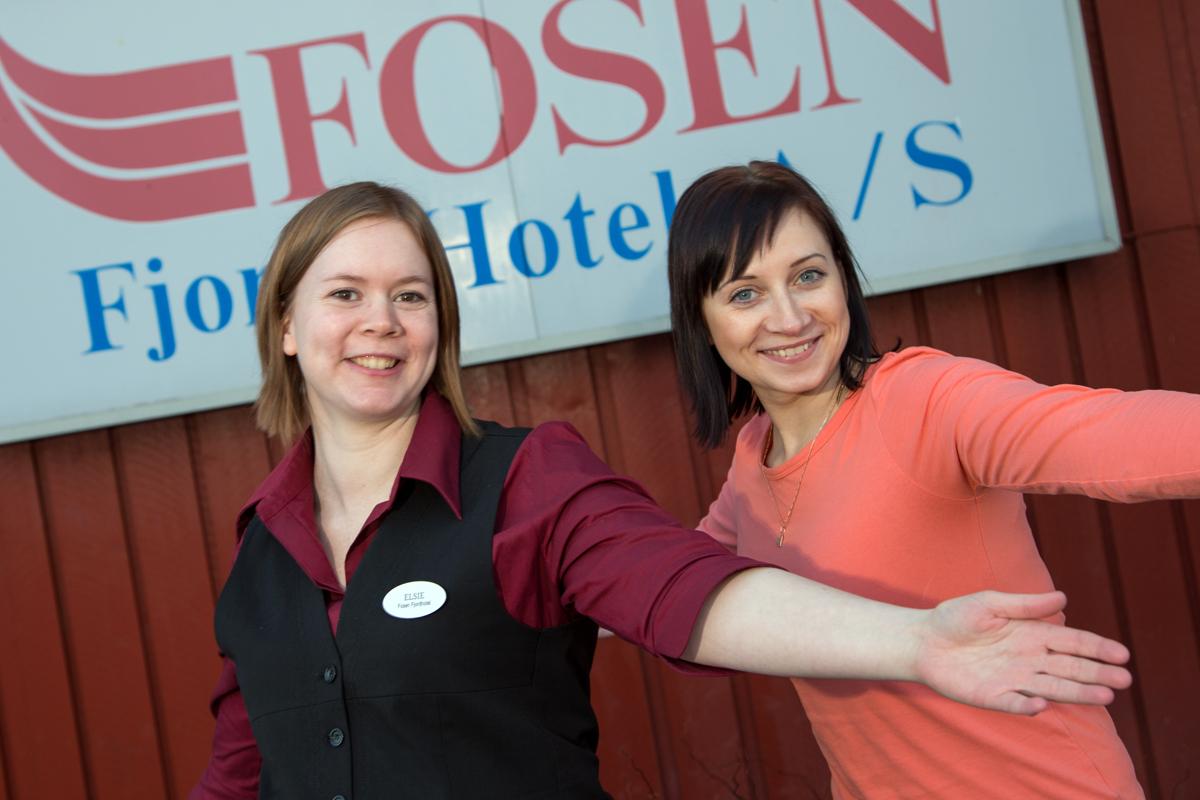 Fosen Fjordhotell. Copyright: Fosen Fjordhotell