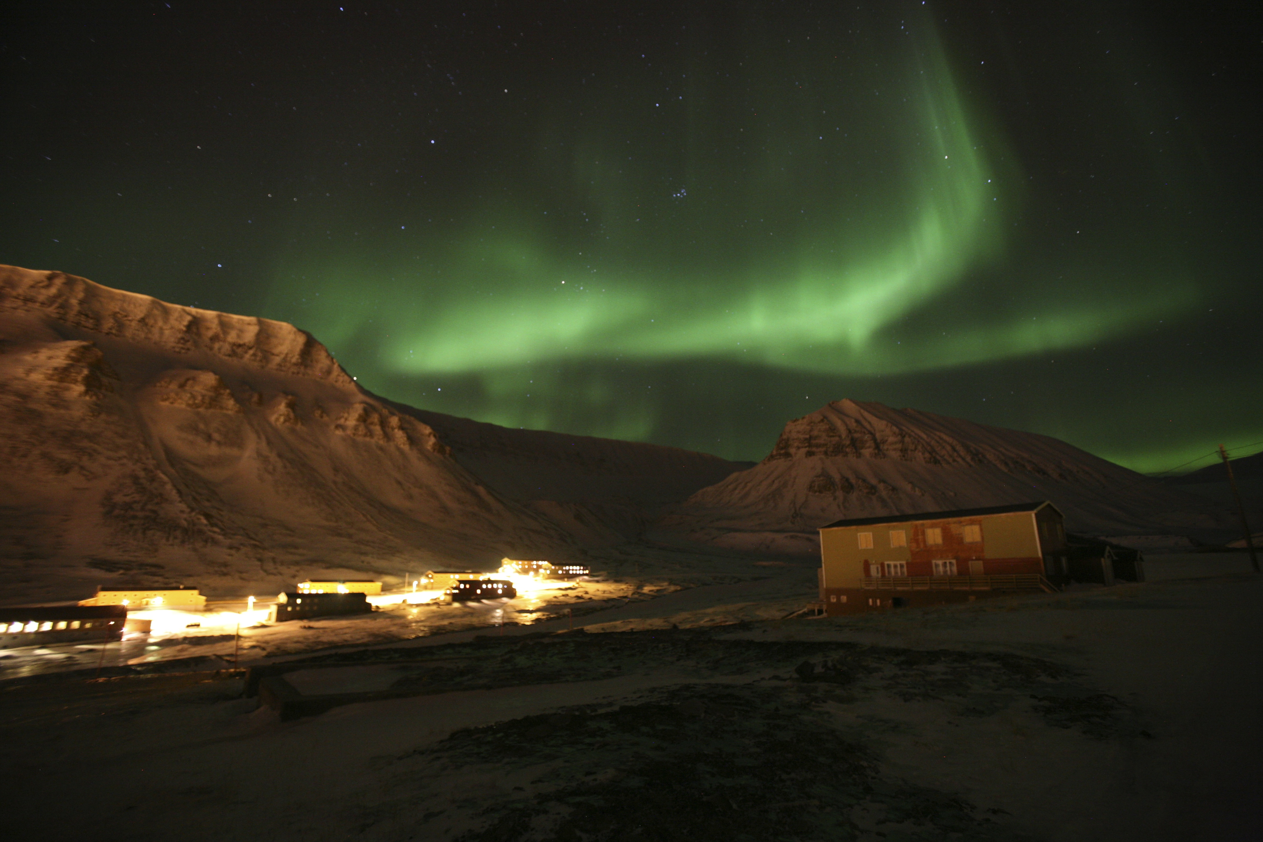 Nordlys Longyearbyen - Better Moments