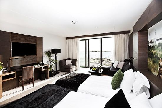 Hotel Tylösand, utanför Halmstad, erbjuder norra Europas största konferens- och spaanläggning med strandnära boende