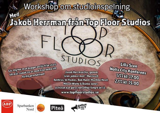 Jakob Herrman, Top Floor Studios
