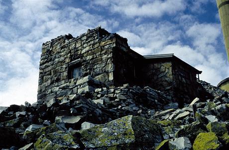 Overnatting på Gaustatoppen TUristhytte må forhåndsbestilles, © VisitRjukan AS