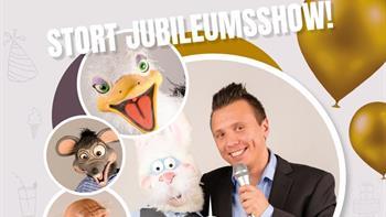 10 år med Erik og Kalle-Erik Mogeno Jubileumsshow