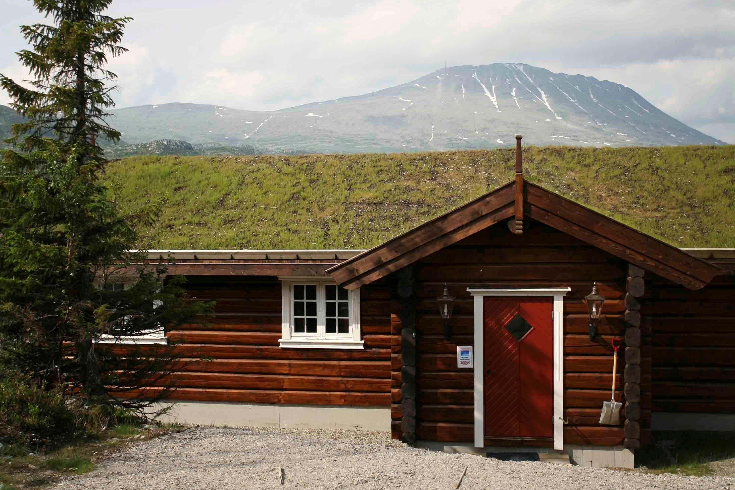 Gaustablikk Fjellhytter ligger inntil skianlegget. Velg mellom 8-10 og 16 personers hytter , © Gaustablikk Høyfjellshotell