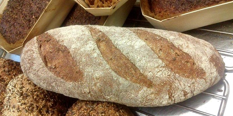 Bread loaf at Gulburet. Copyright: Gulburet
