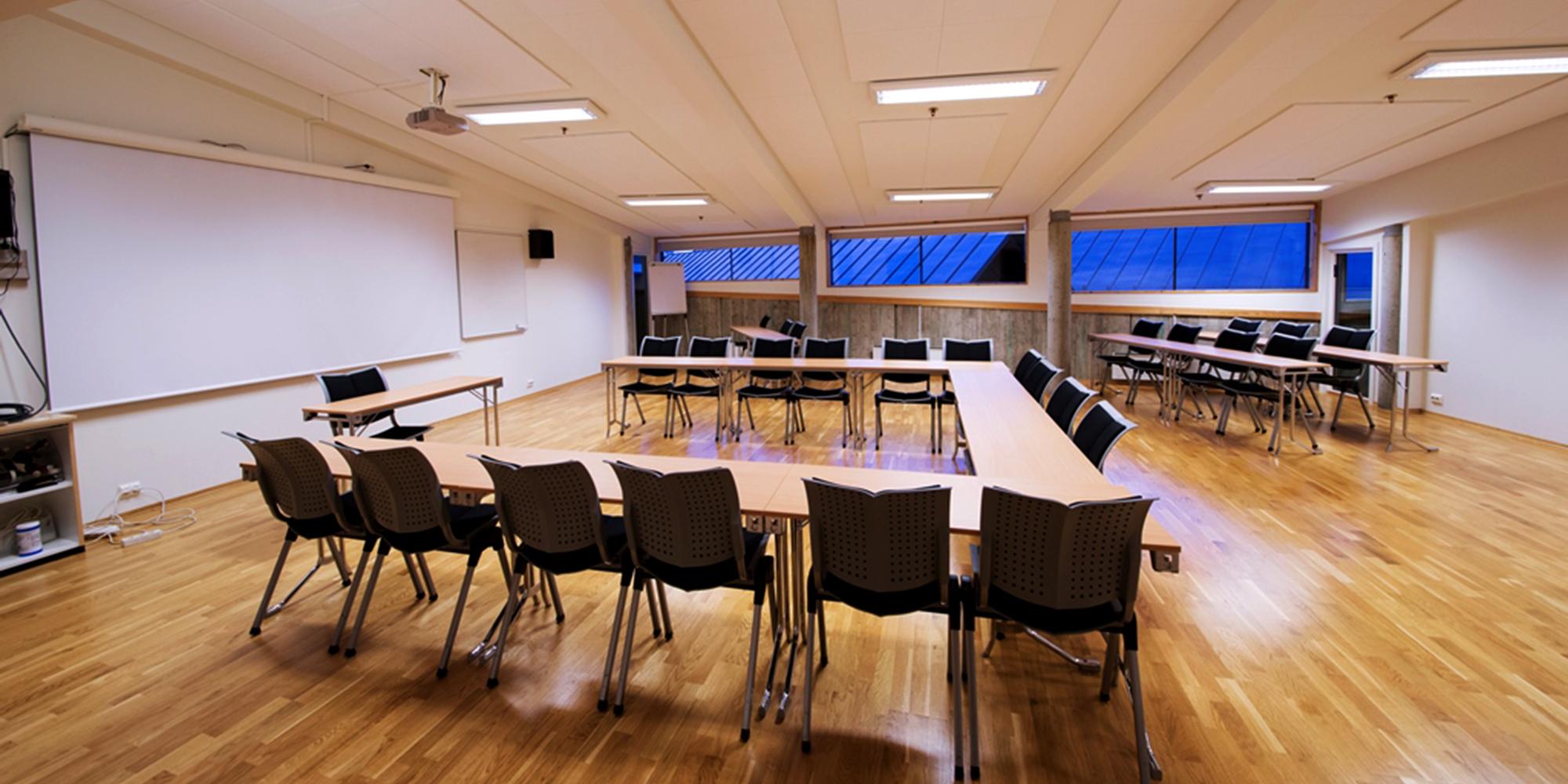 Stiklestad Hotell - meeting room. Copyright: Stiklestad Hotell