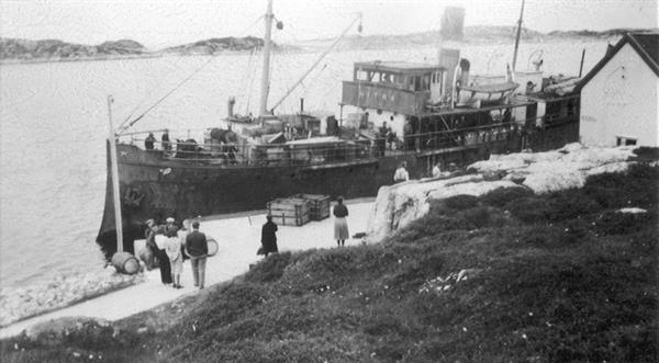 Folk og ferdsel langs Trondheimsleia