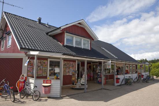 Välkommen till Kärradals camping norr om Varberg