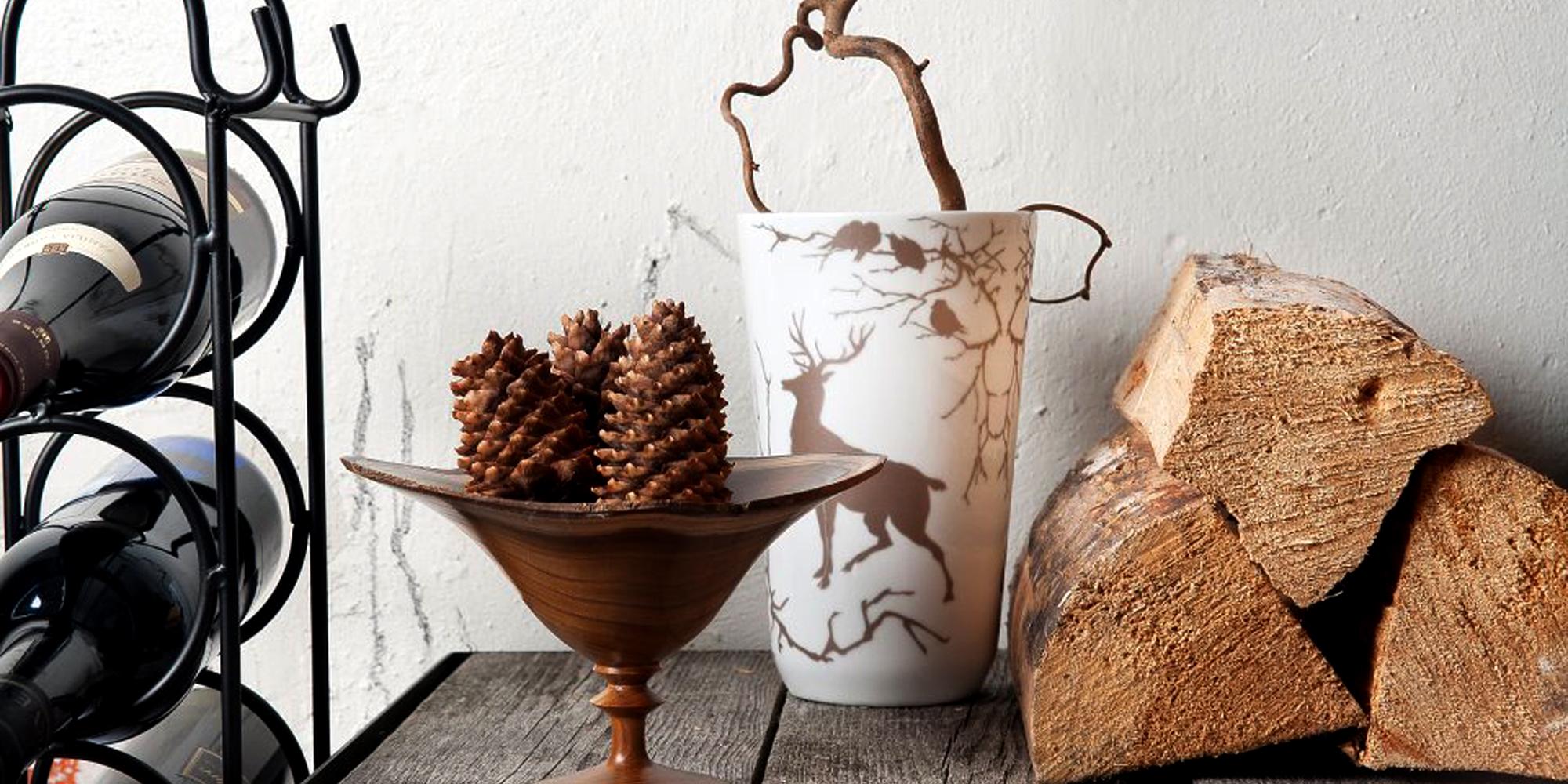 Husfliden Steinkjer - diverse produkter til salgs. Copyright: Husfliden Steinkjer