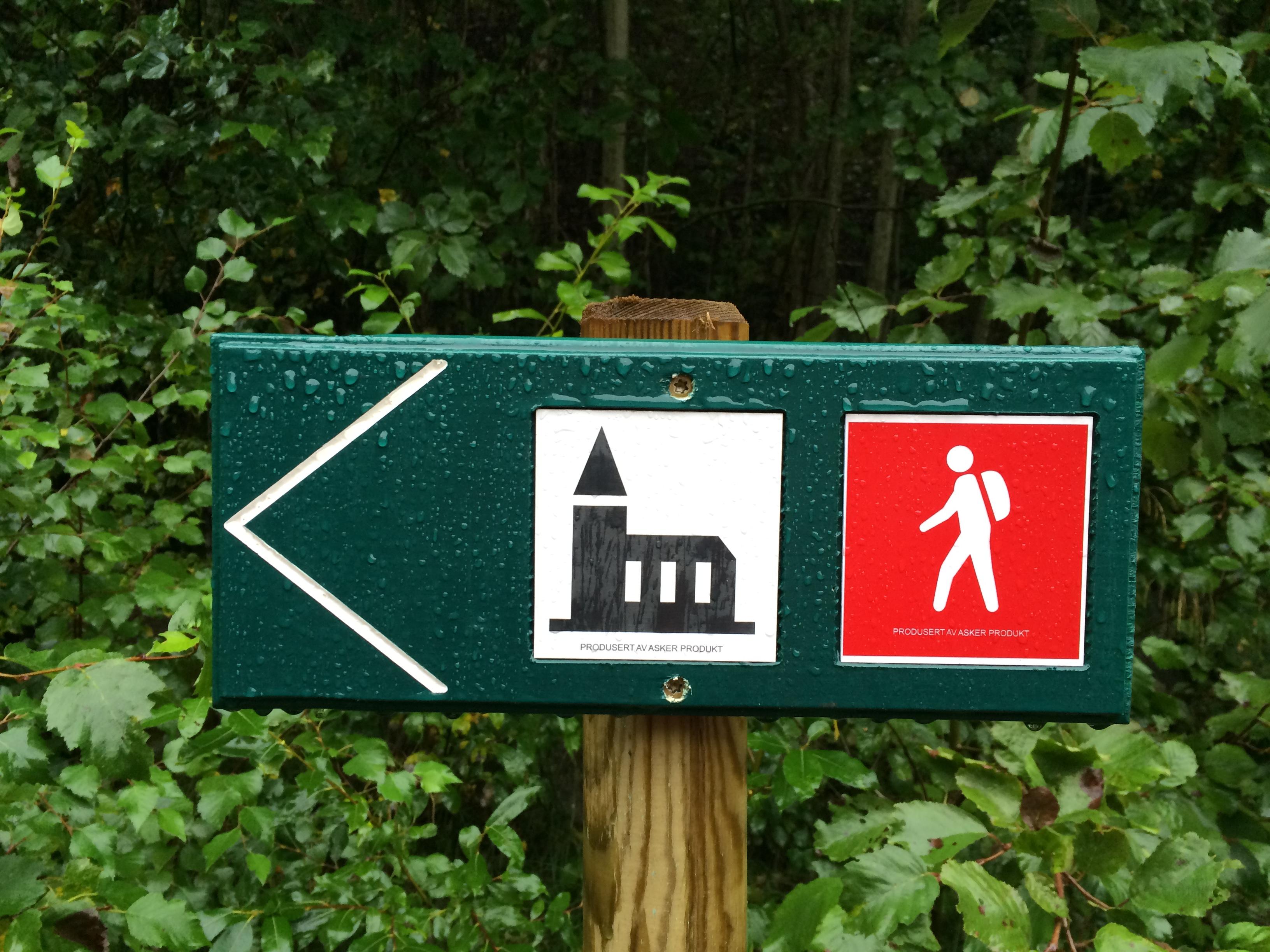 Pilegrimsvandring fra Hovin kyrkje til Heia Skule