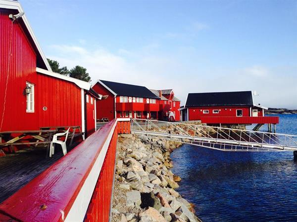 Ansnes Brygger - accomodation