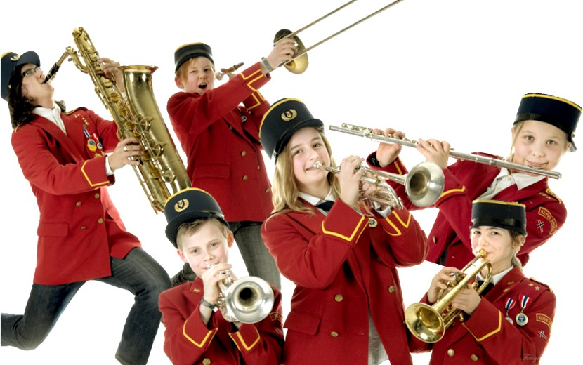 Disney-konsert med Klyve Skolekorps