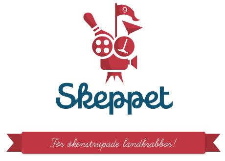 Skeppet logotype