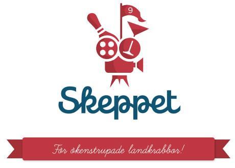 Logotyp Skeppet - Pite Havsbad