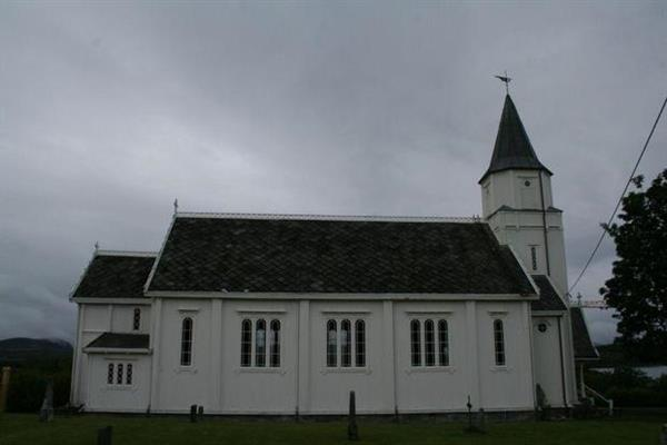 Sandstad kirke