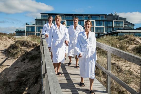 Njut av spa och härliga dagar vid havet på Hotel Tylösand utanför Halmstad