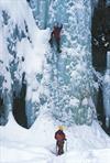 Isklatring er en spennende utfordring. Har DU lyst til å prøve? , © Jarle Andersen