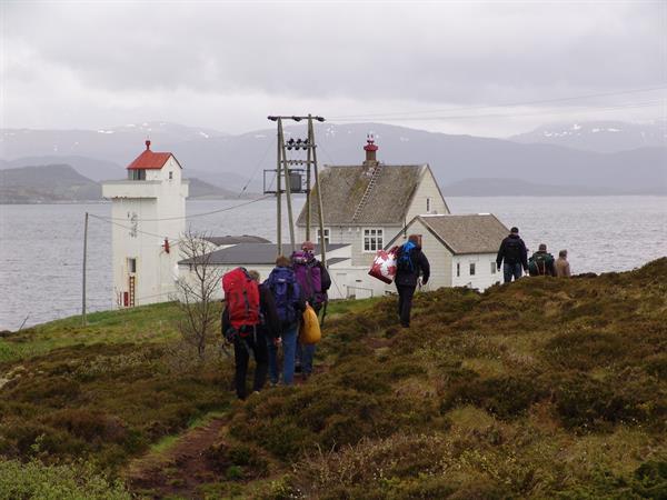 Terningen lighthouse