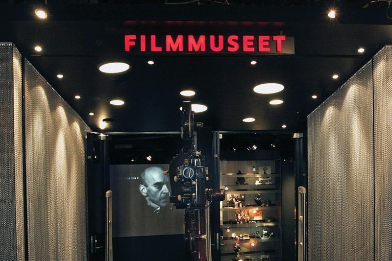 Museo Del Cinema.Museo Del Cinema Norvegese
