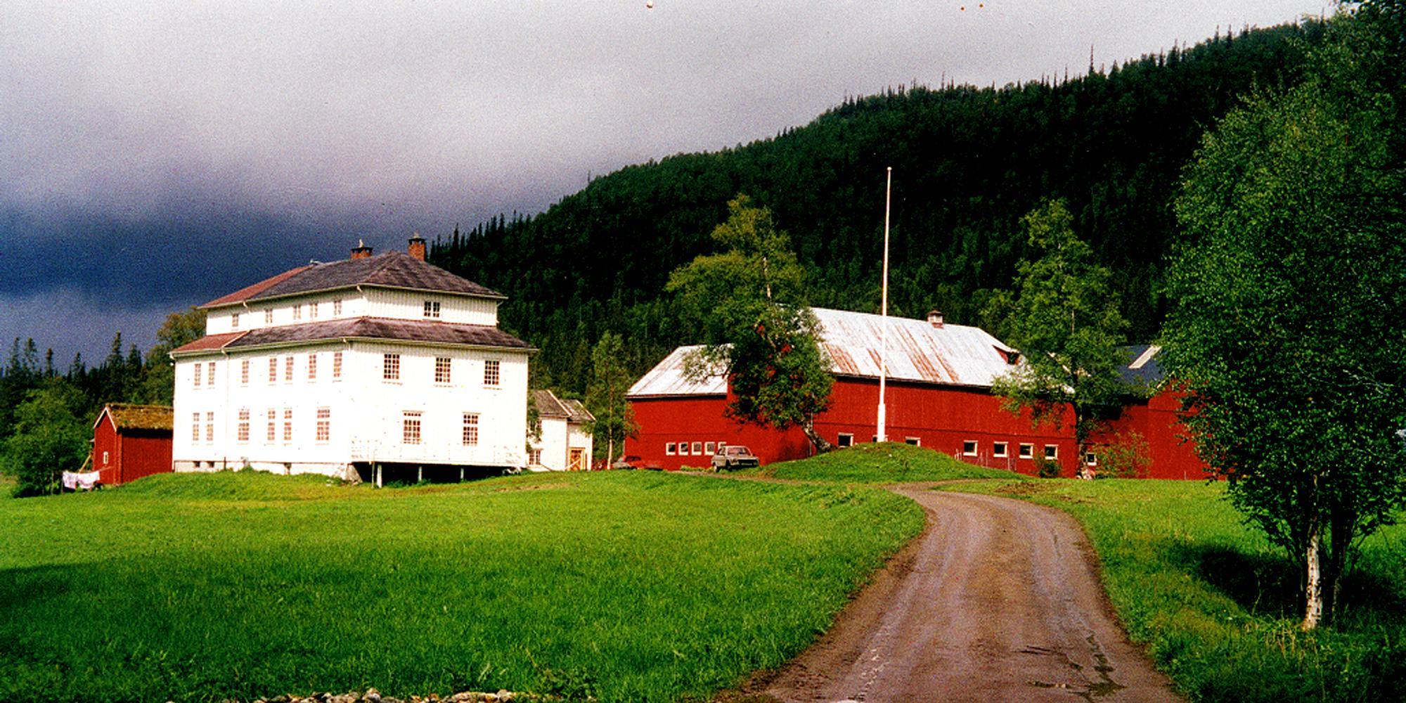 Mokk gård. Copyright: Mokk gård