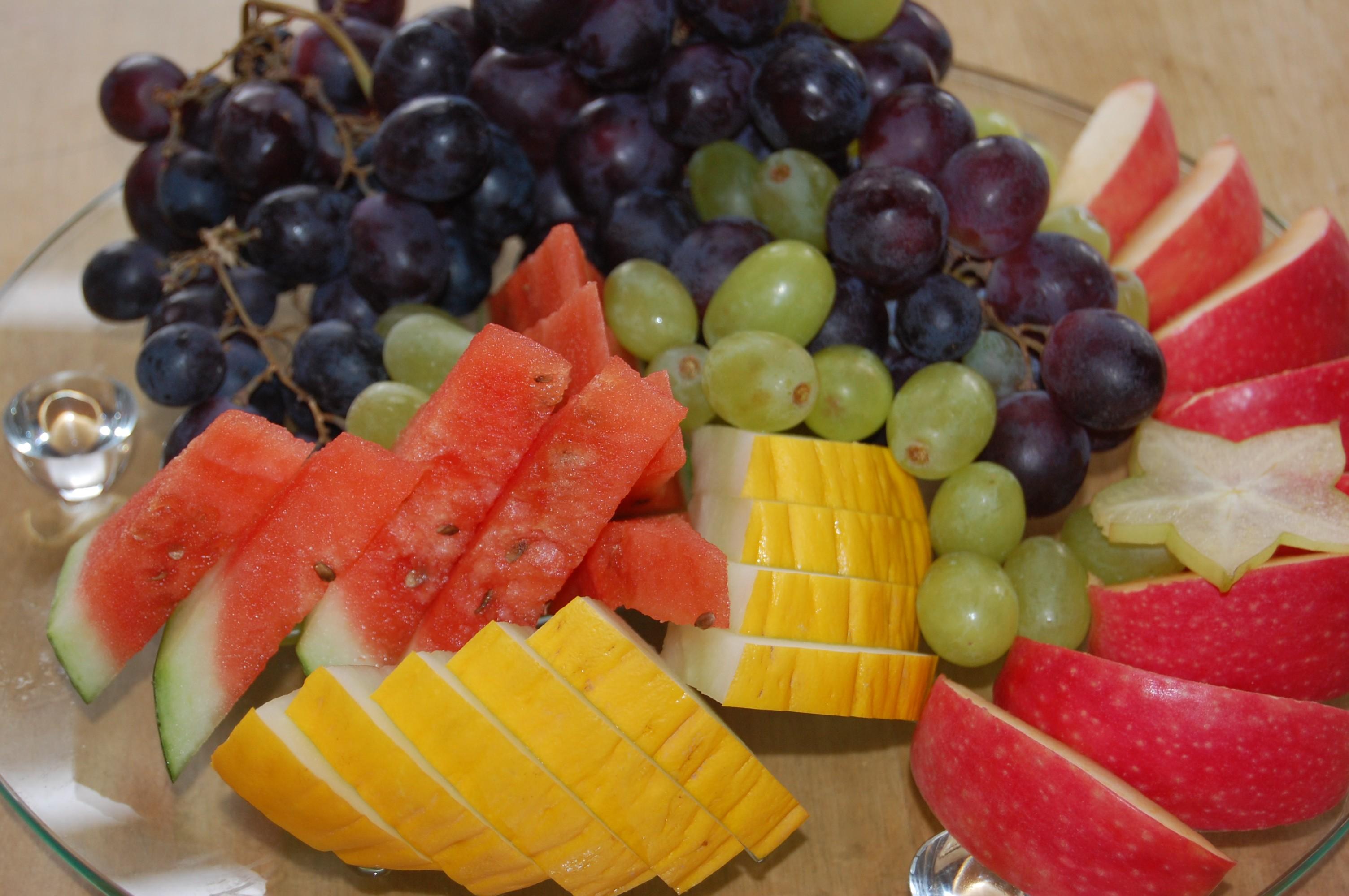 Fruktfat på Kafe Olsen, © Gullbring Kulturanlegg
