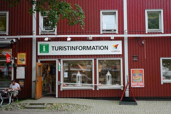 Välkommen till Varbergs Turistbyrå