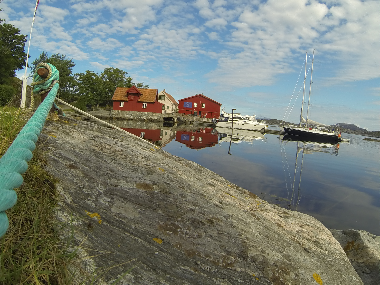 Båt Bergen Skjerjehamn