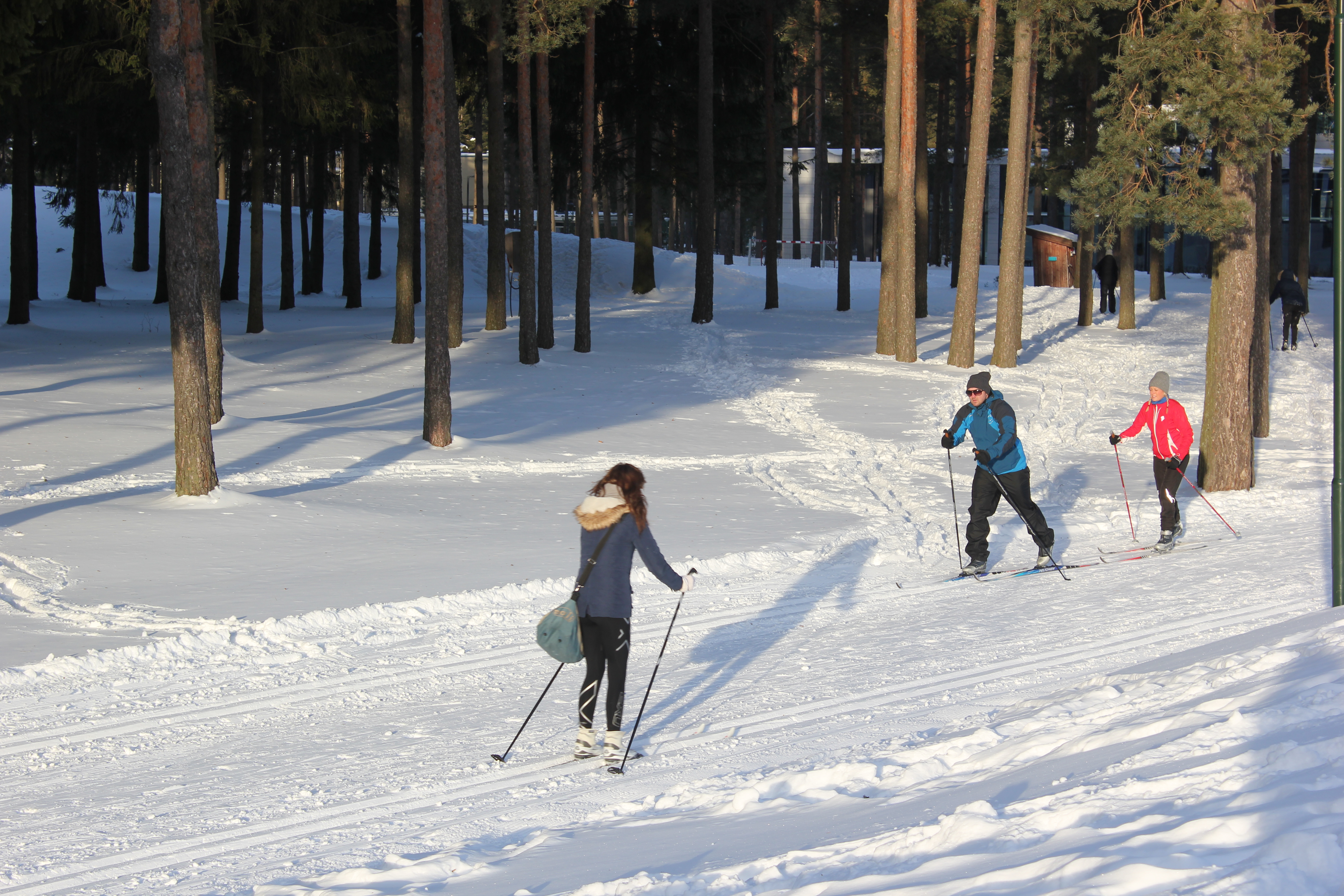 © skien fritidspark