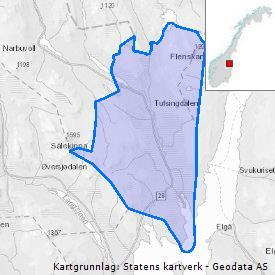 Tufsingdal nature reserve