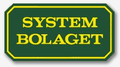 Systembolagets logotype