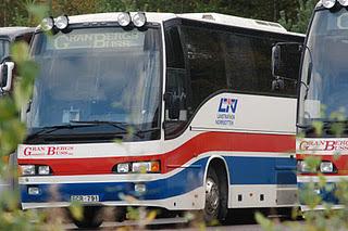 Buss Länstrafiken Norrbotten