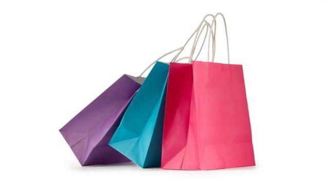 Shopping bags, Piteå Stadshotell