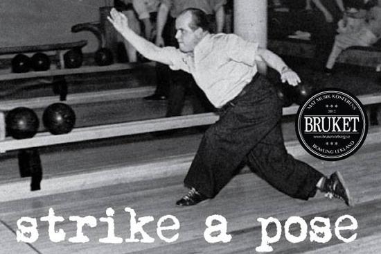 På Bruket i Varberg kan du pausa konferens med aktiviteter som bowling och biljard