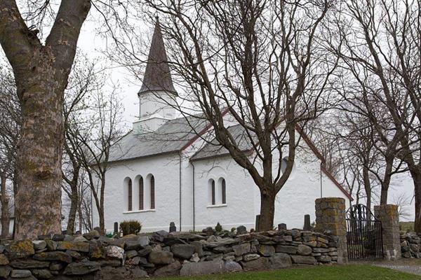 Ørland Kirche
