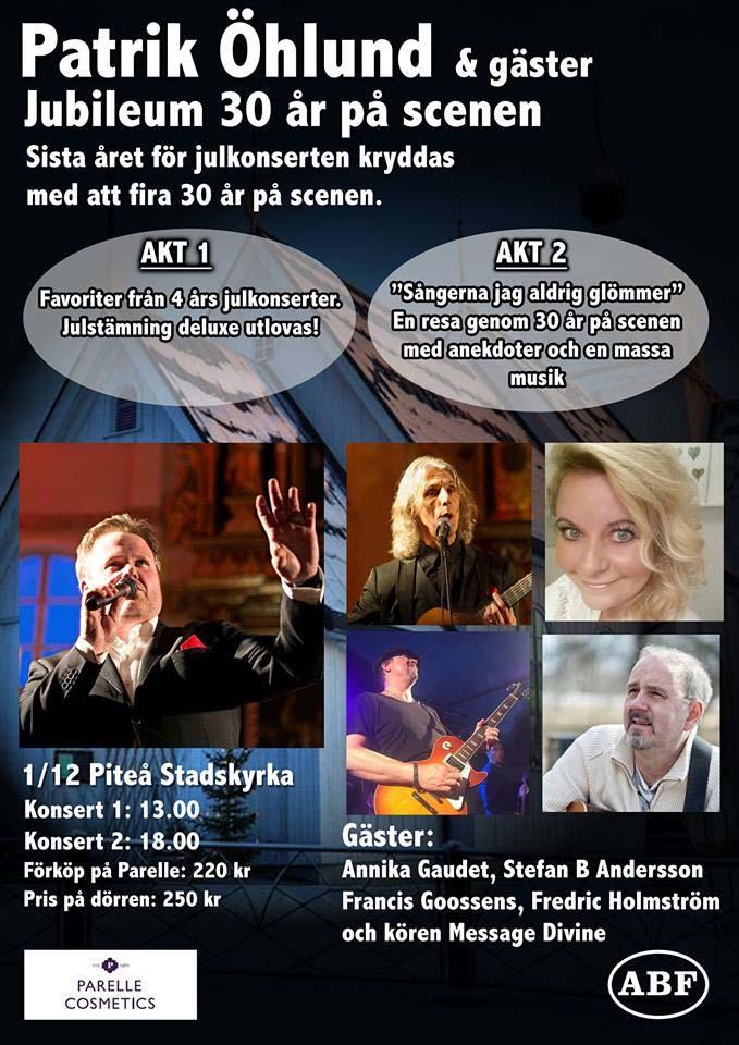 Affisch Patrik Öhlund