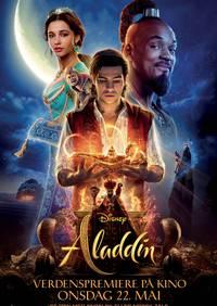Aladdin (2D, norsk tekst)