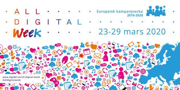 All digital week