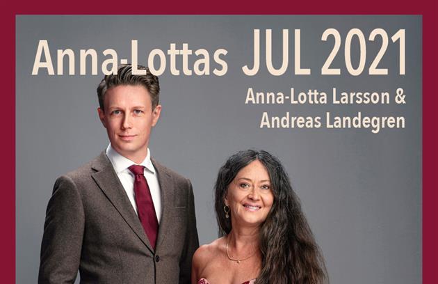 Anna-Lotta Larsson och Andreas Landegren