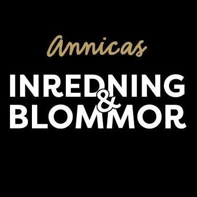Annicas inredning och blommor