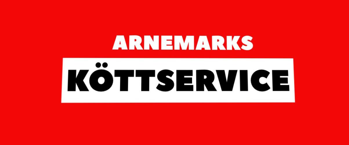 Arnemarks Köttservice Logga