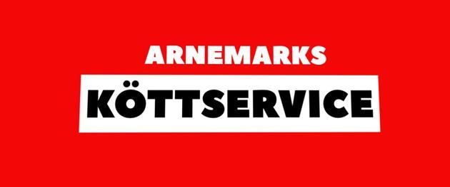 Arnemarks Köttservice Logga, Arnemarks Köttservice