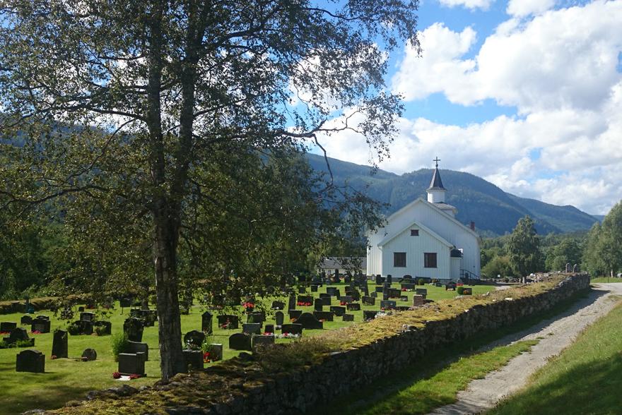 Høgmesse i Atrå kyrkje