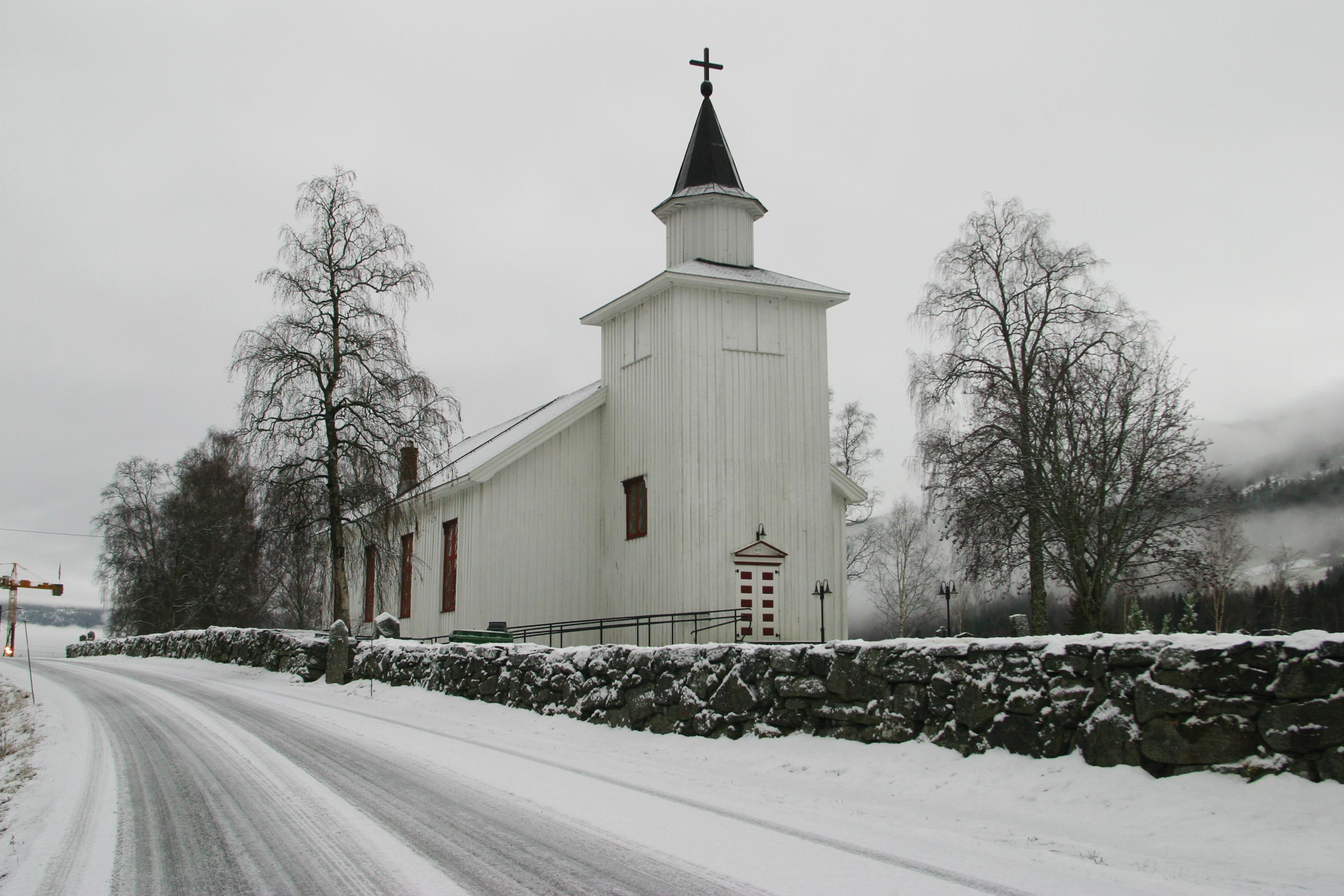 Høgtidsmesse i Atrå kyrkje