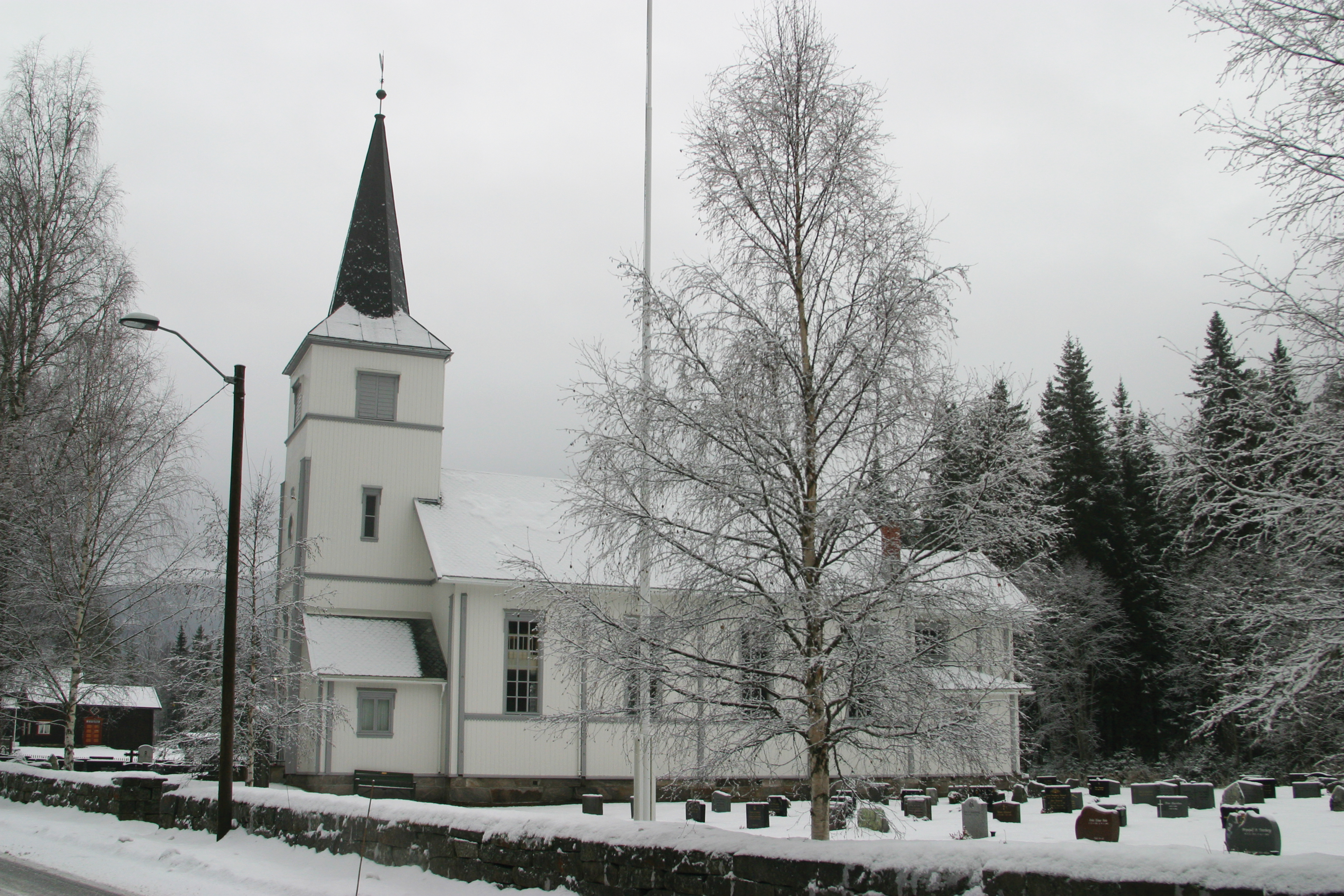Familiegudstjeneste i Austbygde kyrkje