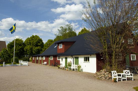 Hotell Hovgård ligger mellan Halmstad och Tylösand