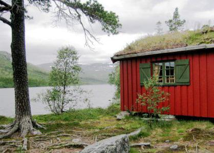 Langholmhytta (Namsskogan Fjellstyre)