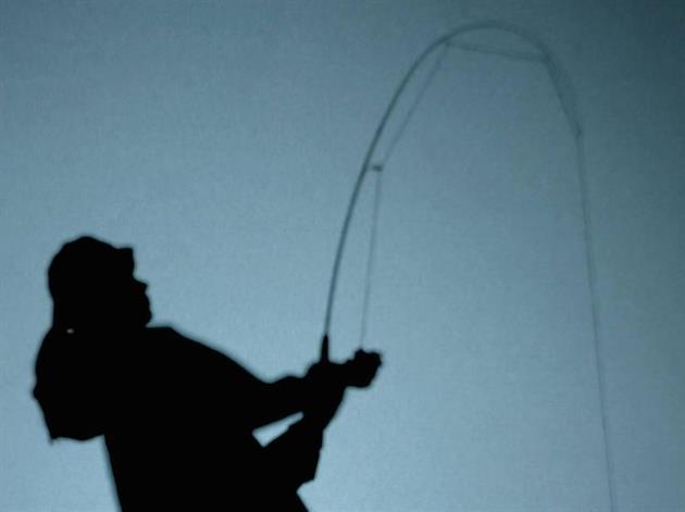 Fiske med kastspö, CA
