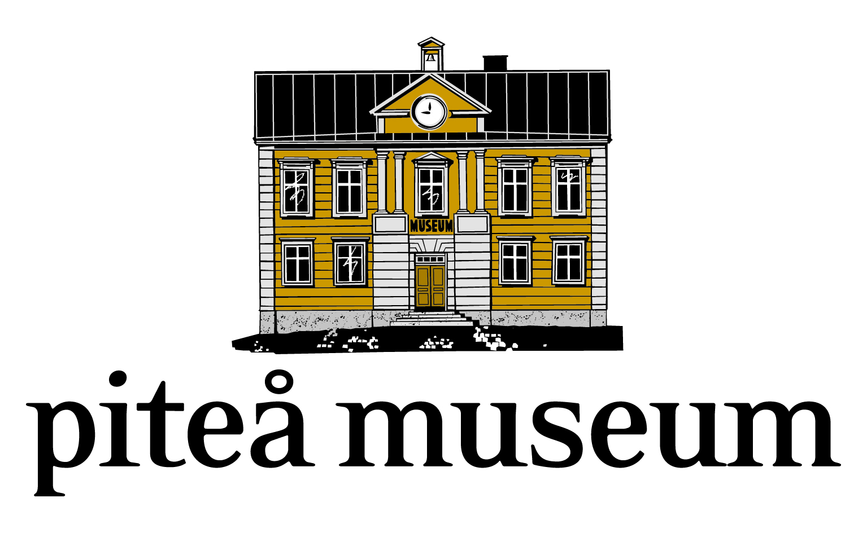 Piteå museum illustration