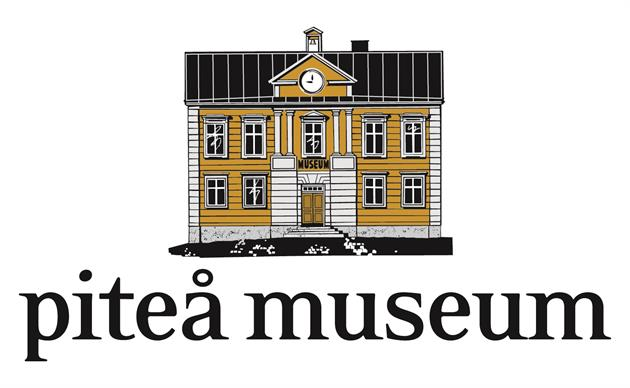 Piteå museum illustration