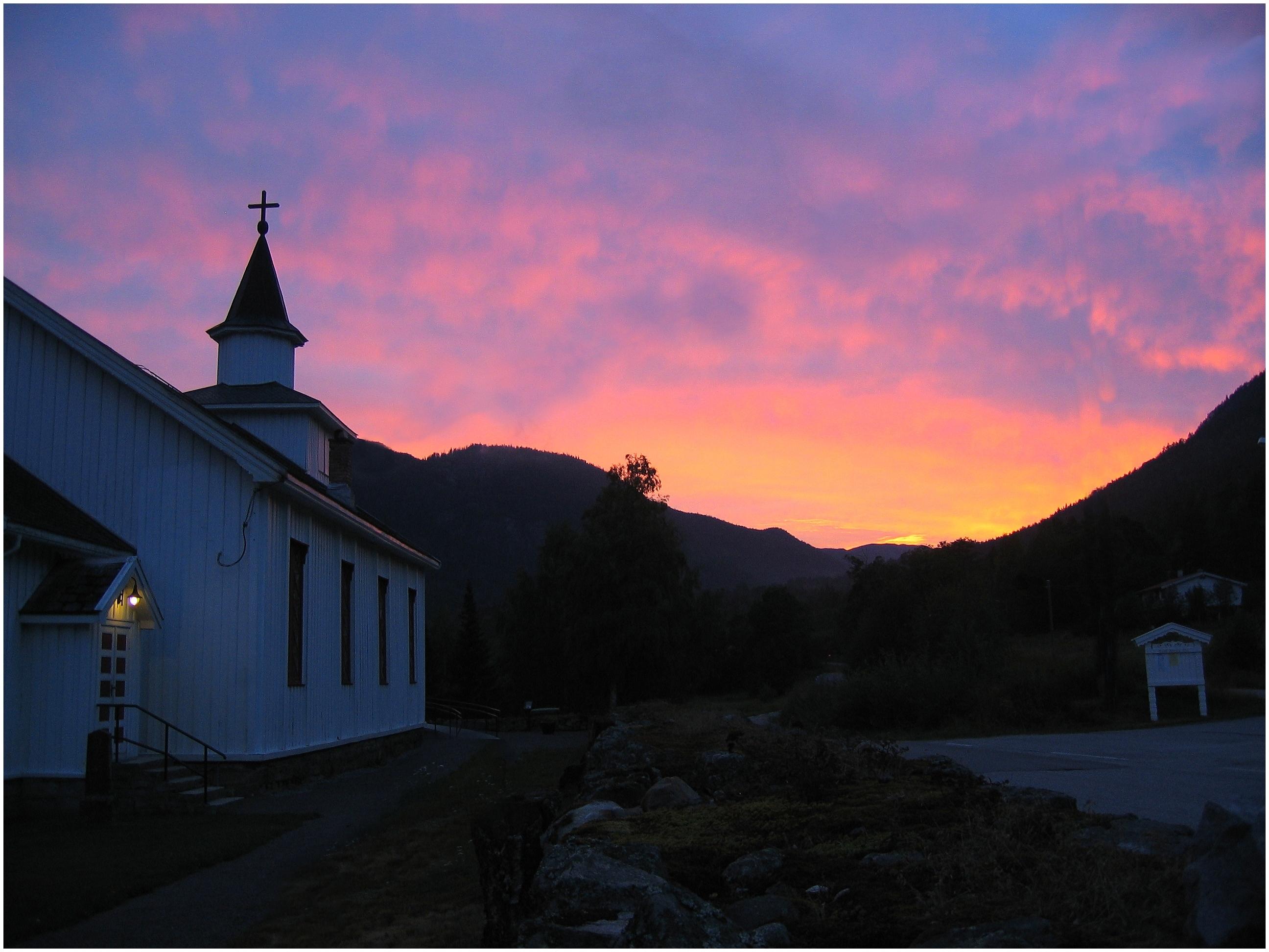 Familiegudstjeneste i Atrå kyrkje